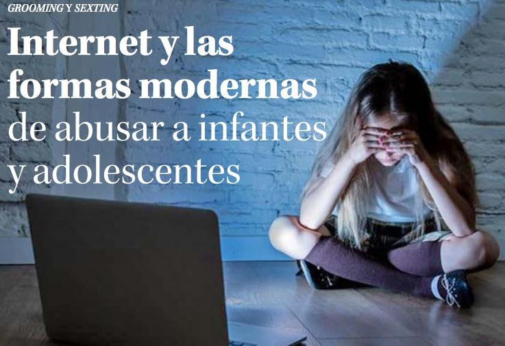 Fundación Tierra de Esperanza en la prensa:Internet y las formas modernas de abusar a infantes y adolescentes.